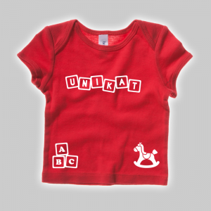 kidwear.at_Motive_Baukloetze_weiss_babyshirt_kurzarm_060101_red